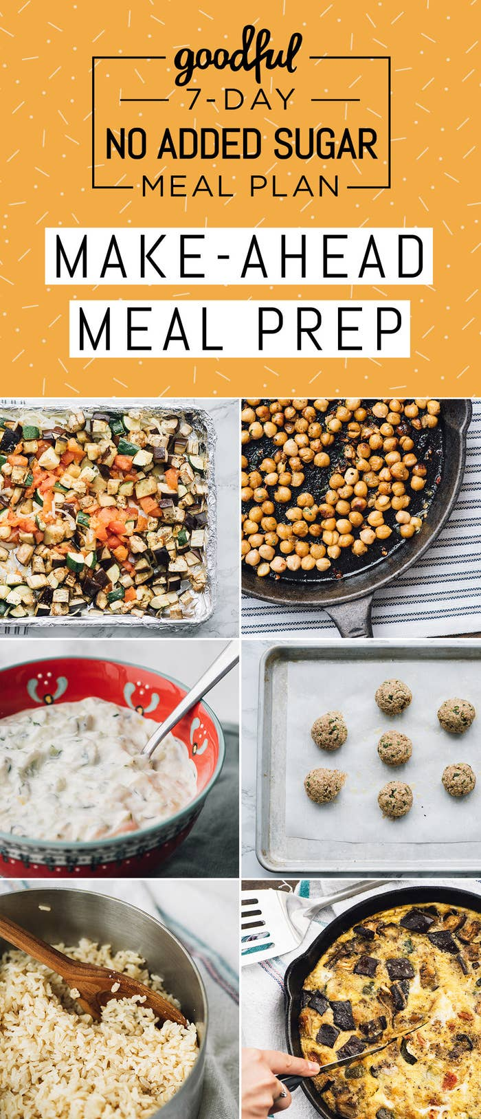 this meal prep plan will set you up for a week of healthy eats