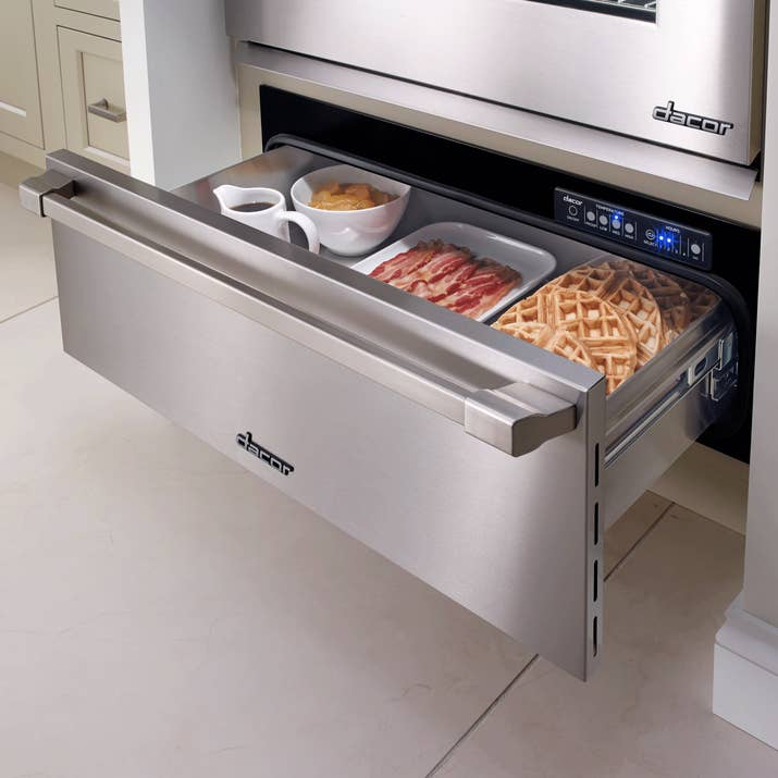 nice ovens. Yup Some Ovens Use That Space As A Nice H
