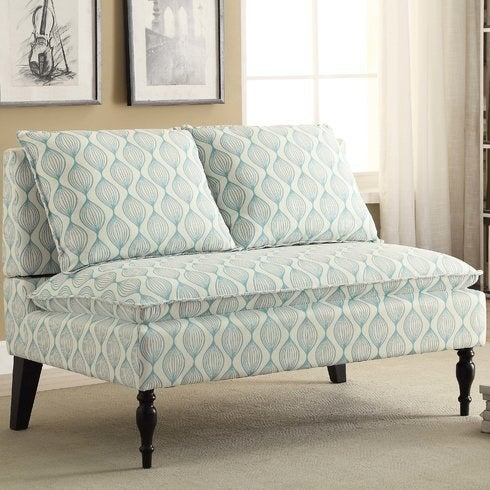 """Promising review: """"I love this piece! It looks way more expensive than what I paid. It is fabulous in my bedroom but would look great anywhere. The quality is really nice, and the color is exactly as pictured. It's actually fairly comfortable too. This was a bargain!!"""" --CindyShipping: Free!Get it from Joss & Main for $209.99."""