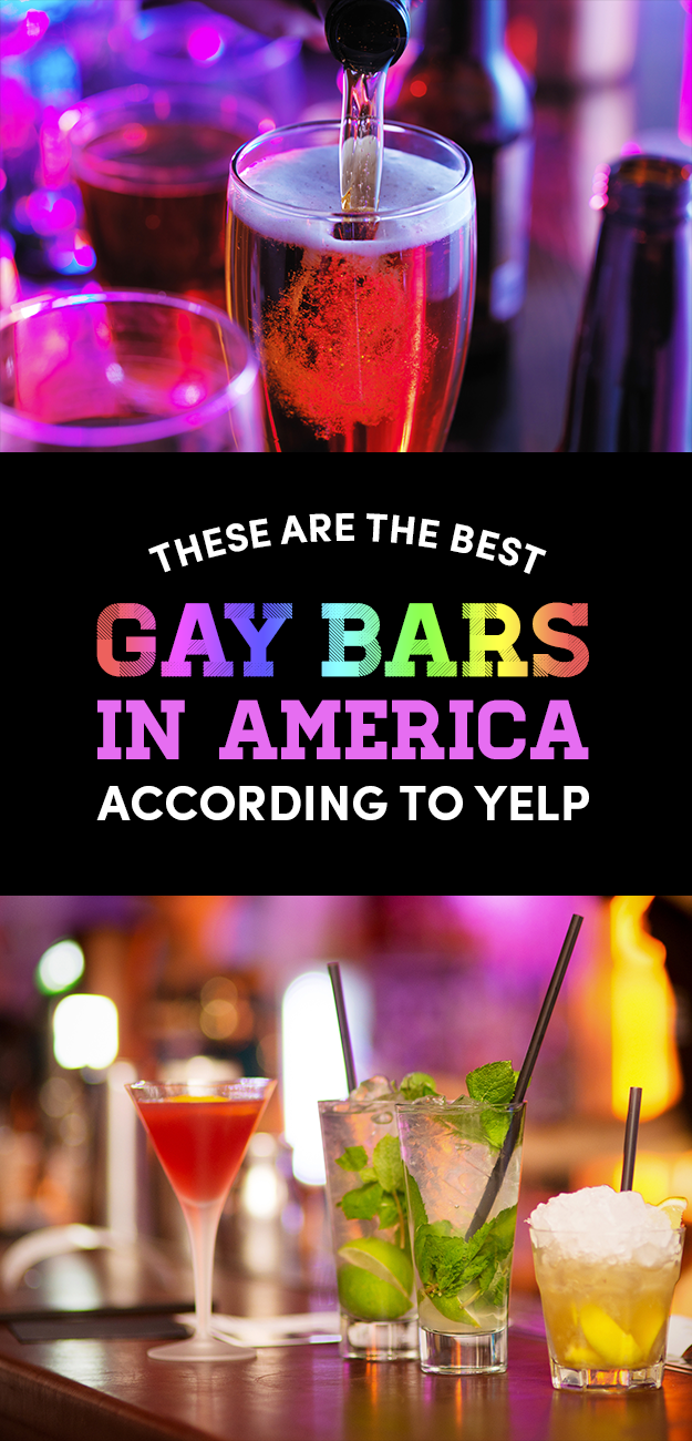 Top gay bars in the usa
