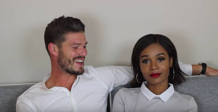 84caba07a39 Who  Zuri and MettinWhat  x27 s their channel about  Interracial  relationships