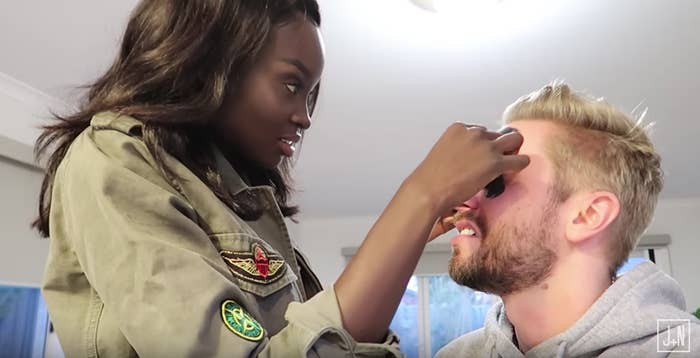 23 YouTube Couples That Will Make You Scream
