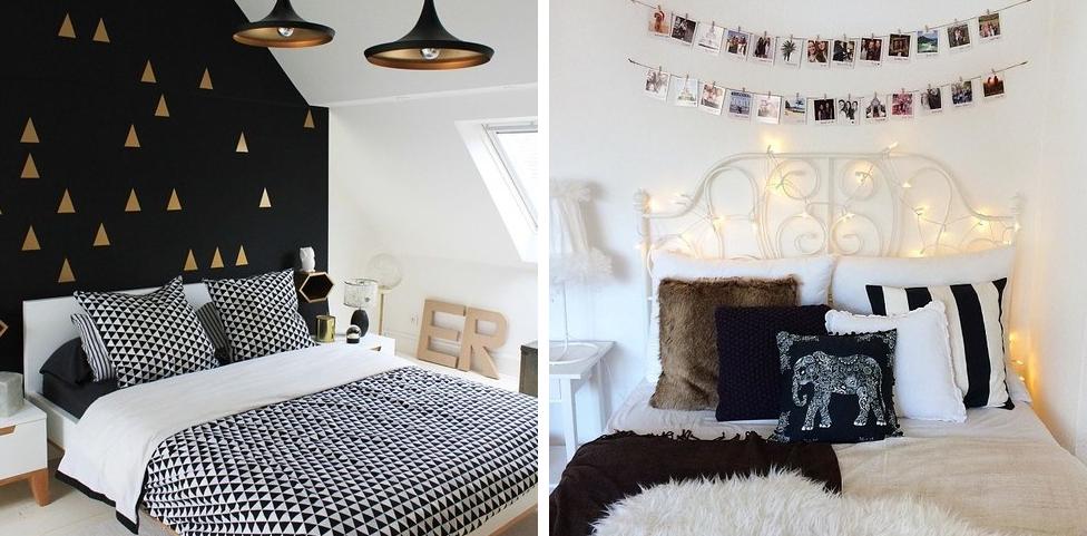 21 Ideas para decorar tu cuarto de forma fcil lindsima y barata
