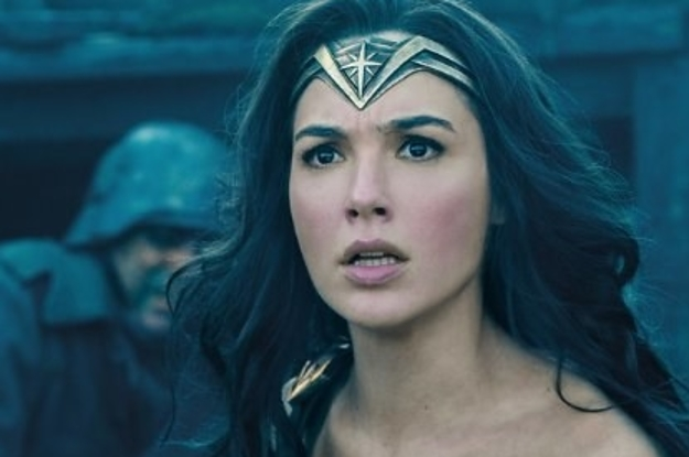 """Women Are Loving That Sex Joke In """"Wonder Woman,"""" And Here Are Even More Reasons To Love It"""