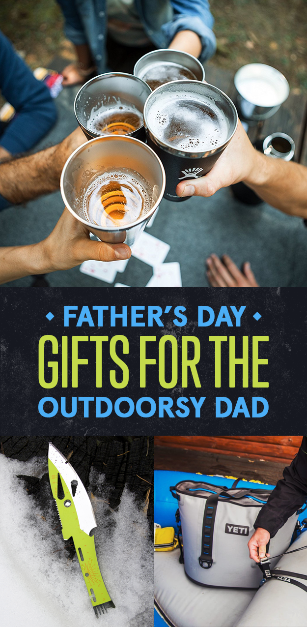 21 Wonderful Fathers Day Gifts For Outdoorsy Dads