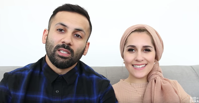 Who: Sid and Dina and their daughter HanaWhat's their channel about: Vlogs, advice, family, and religion Channel name: Sid and Dina