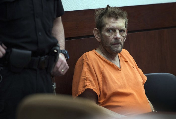 Adam Purinton appears in court on March 9 in Olathe, Kansas.