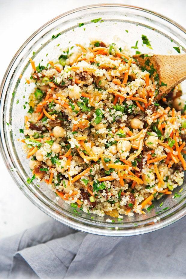 http littlespicejar com moroccan chickpea quinoa power salad
