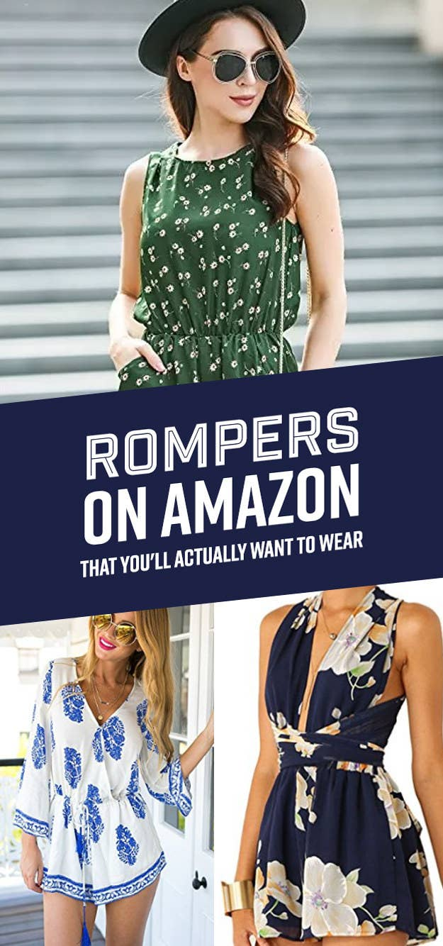 9dbccd4eb99 17 Gorgeous Rompers From Amazon That You ll Actually Want To Wear