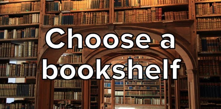 build a home library and well guess how old you are - Building A Home Library