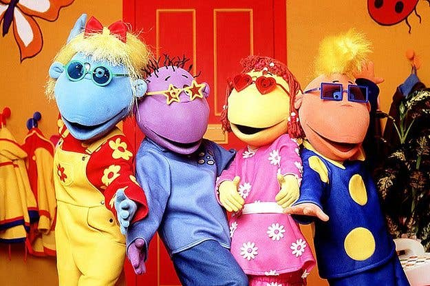 100 Shows Every '90s British Kid Will Remember