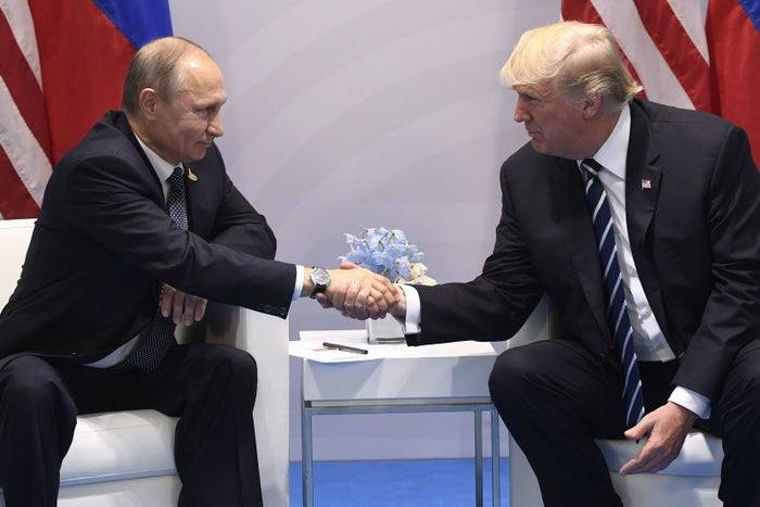 A ceasefire in southwest Syria was announced after US President Donald Trump met Russian President Vladimir Putin on Friday, July 7, on the sidelines of the G20 Summit in Hamburg, Germany.