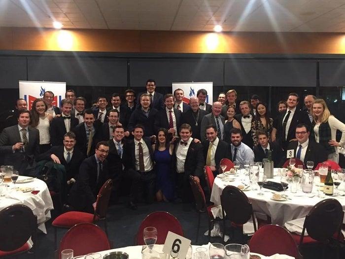 The 2016 ALSF Gala Dinner.