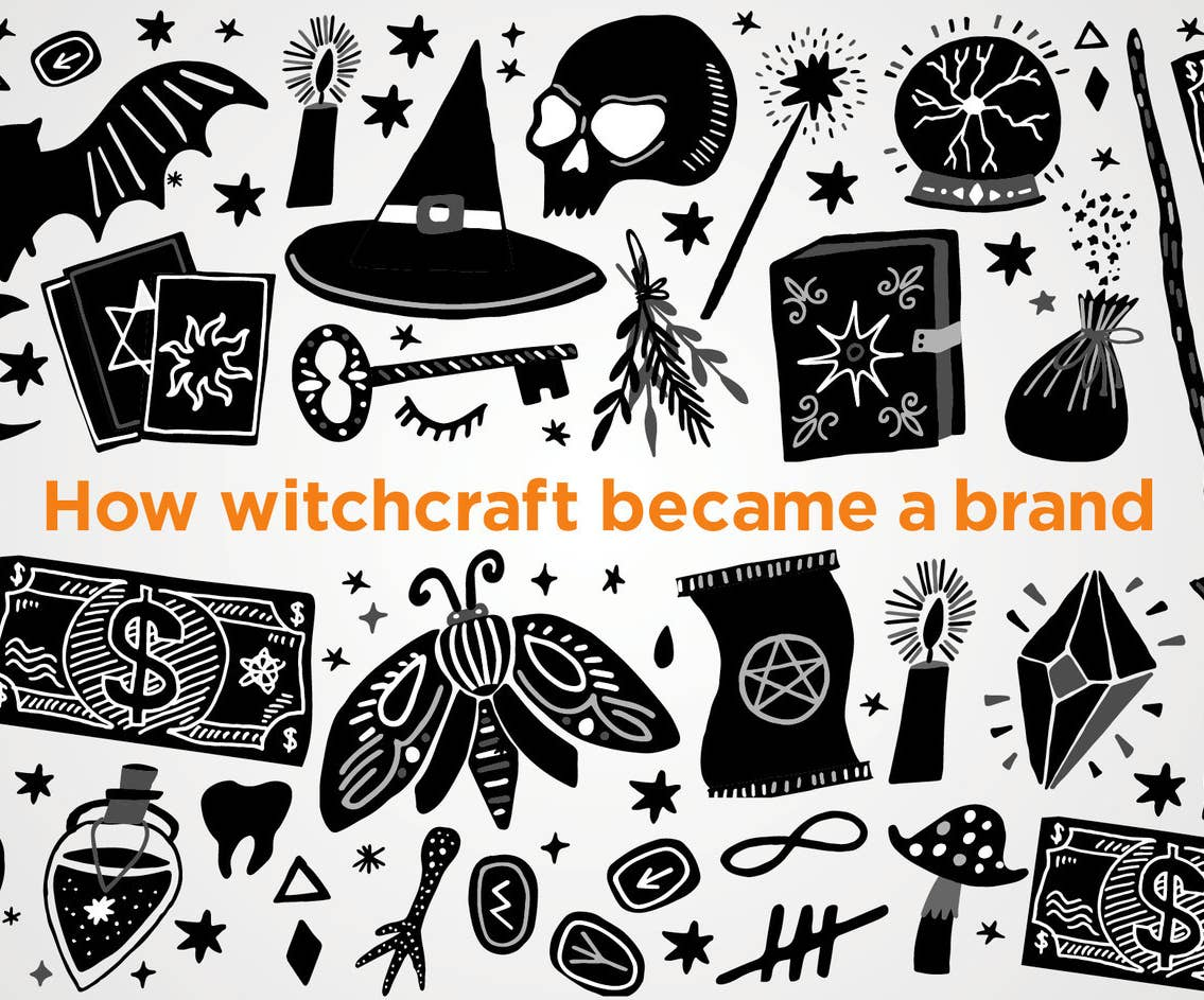How Witchcraft Became A Brand