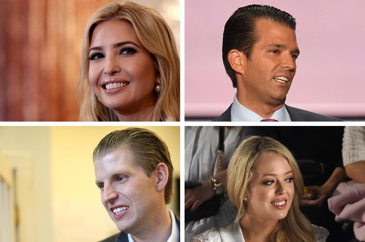 which trump child are you?