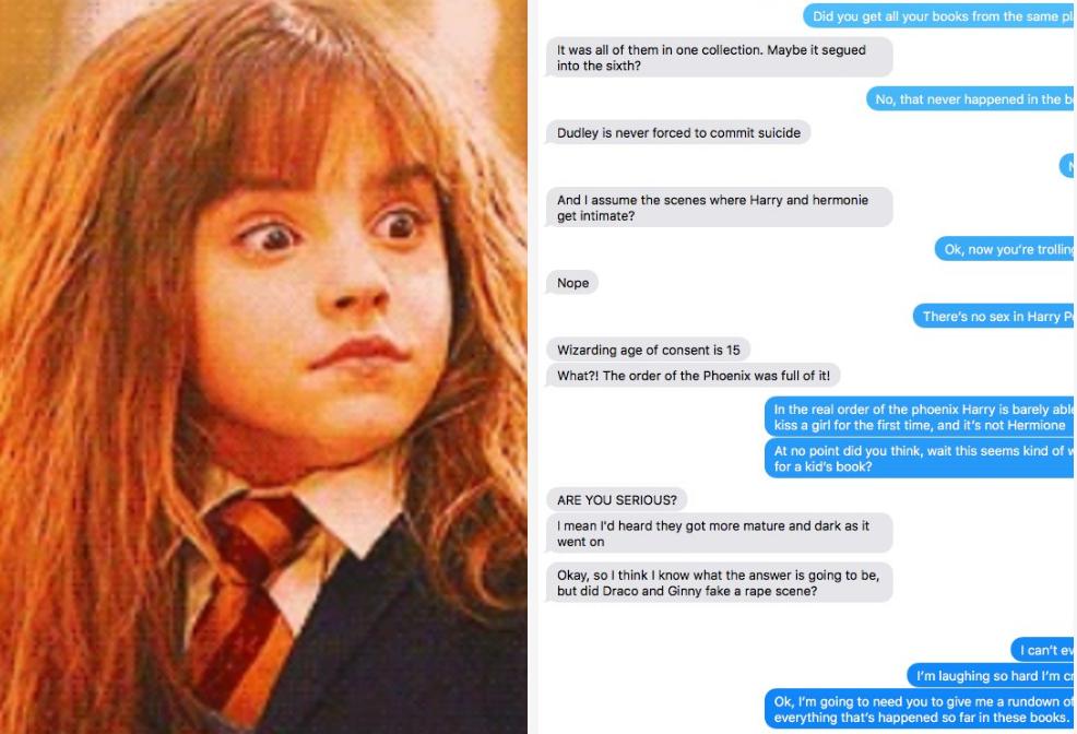 Harry Potter Mature Fanfiction
