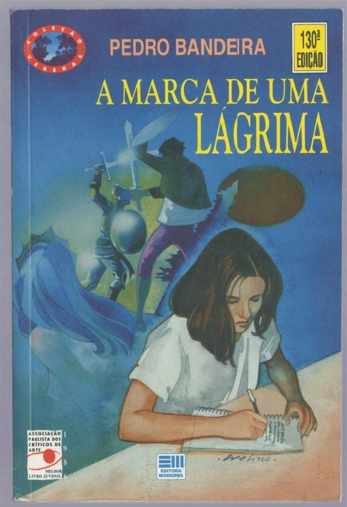"""""""Não sei se amaria tanto hoje que sou mais velha, mas me levou a ler muitas outras histórias"""". - Amanda Sousa""""Também foi meu primeiro livro, acho que eu tinha uns 12 anos. Também nunca esqueci os personagens, e lembro de algumas falas até hoje... Reli quando tinha 29 anos e foi emocionante, relembrei o que vivia naquela época, a emoção a cada página... O livro me marcou mesmo"""". - Renata RodriguesCompre aqui."""