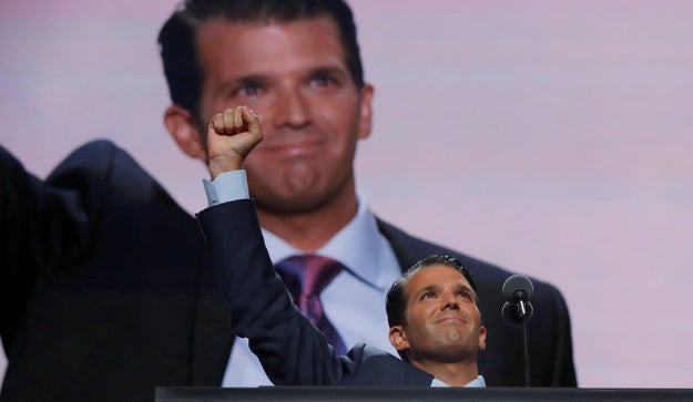 "Donald Trump Jr. on Tuesday released emails detailing a meeting being set up between him and a Kremin-linked lawyer as ""part of Russia and its government's support for Mr. Trump"" during the presidential campaign. To which he responded, ""I love this."""