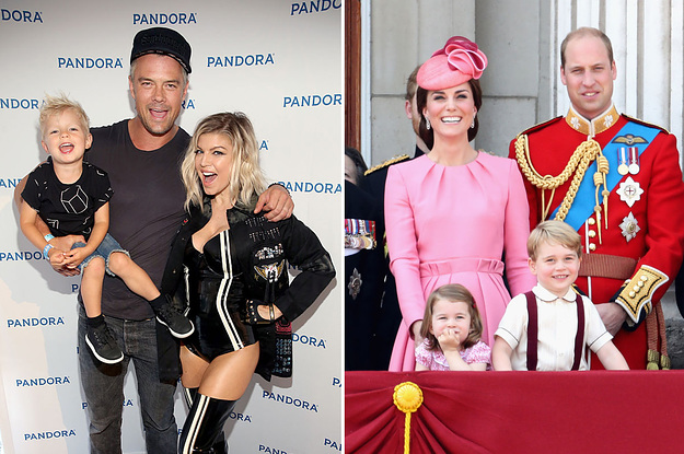 21 Celebrity Families That Are So Beautiful You'll Cry