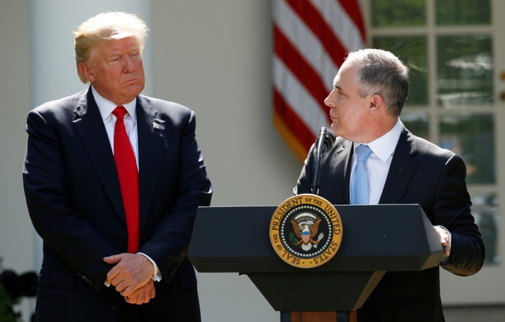 "Pruitt's ""robust discussion"" idea comes as the Trump administration works to undo Obama-era environmental policy and finds itself at odds with members of the scientific community — some of whom said the debate would cause more confusion than clarity."