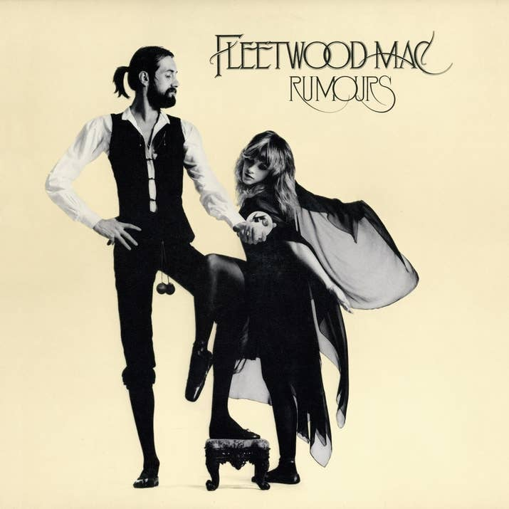 """""""It's a good album to jam to and there's a Fleetwood Mac song for every occasion. Got a new job? Fleetwood Mac. Just ended a relationship? Fleetwood Mac. Road trip with your friends? Fleetwood Mac."""" —shaynan4ef31cee7Get it on Amazon for $24.22."""