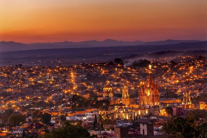 """Además, alberga cinco de las que se consideran """"Las 50 Maravillas de Guanajuato""""."""