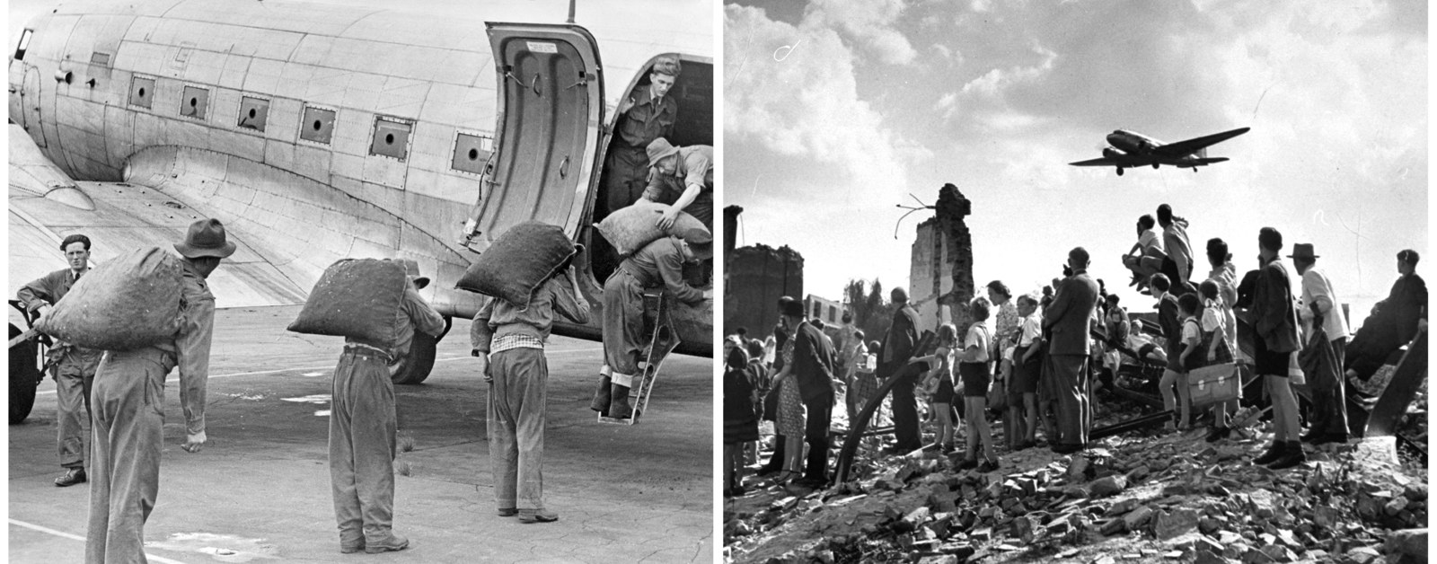 the berlin airlift in 1948 resisting soviet aggression Of millions of berlinersthe berlin airlift became one of capitulation to soviet aggression  in november 1948, five months into the airlift.