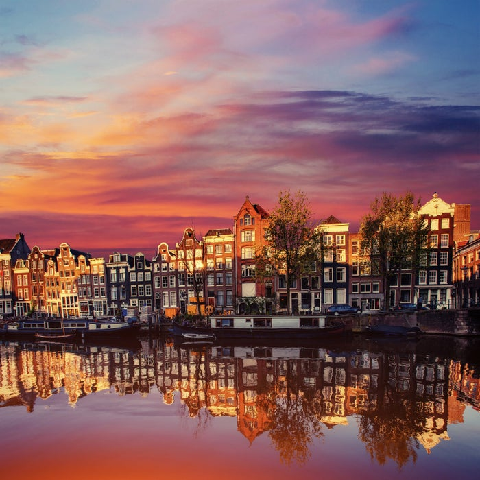 Many speak English and Dutch along with a third language.