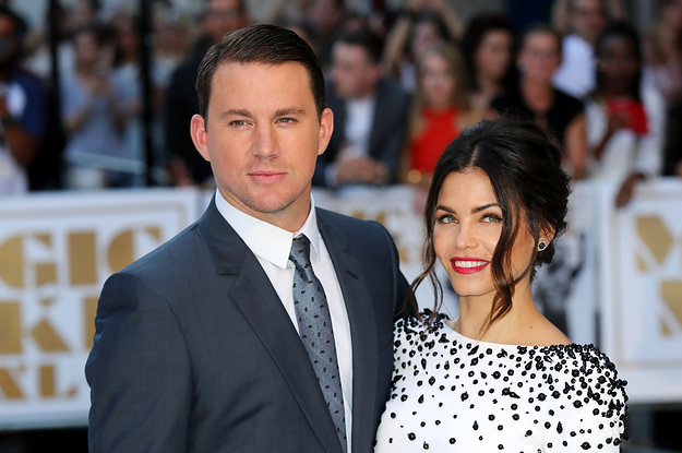 Image result for JENNA DEWAN TATUM AND CHANNING TATUM