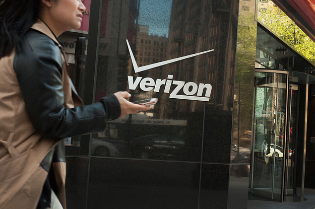 Millions Of Verizon Customers' Account PINs Leaked — Here's Why You Should Still Have One – BuzzFeed News