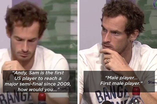 This Tennis Player Had The Best Response To A Reporter's