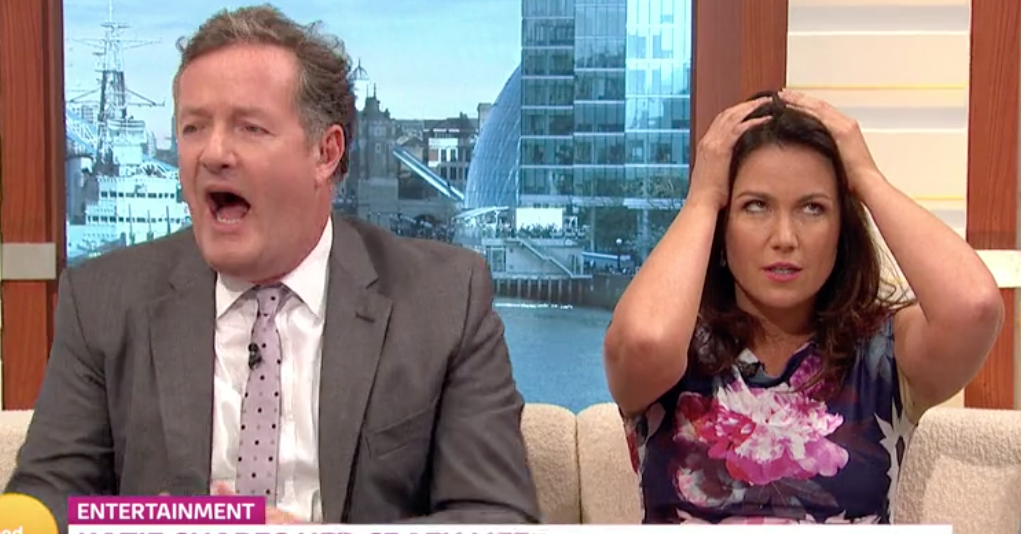 Every Time Susanna Reid Has Shut Down Piers Morgan On