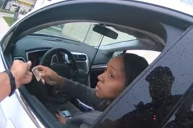 Video Shows Police Officer Struggle To Explain Why He Pulled Over A Black State Attorney