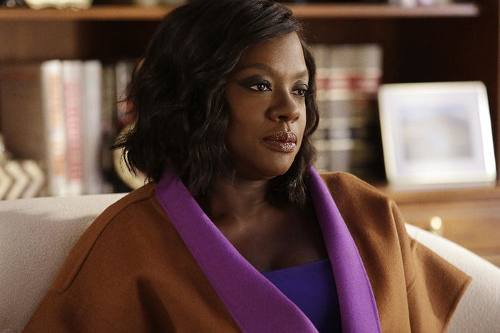 Viola Davis, How to Get Away With Murder (pictured)Claire Foy, The CrownElisabeth Moss, The Handmaid's TaleKeri Russell, The AmericansRobin Wright, House of CardsEvan Rachel Wood, Westworld