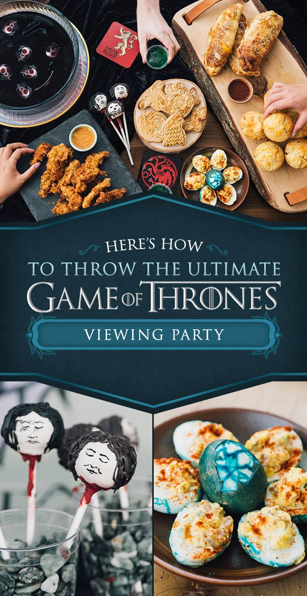 Here S How To Throw The Ultimate Game Of Thrones Party