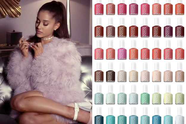 If You Get 15/19 On This Quiz You're A Nail Polish Expert