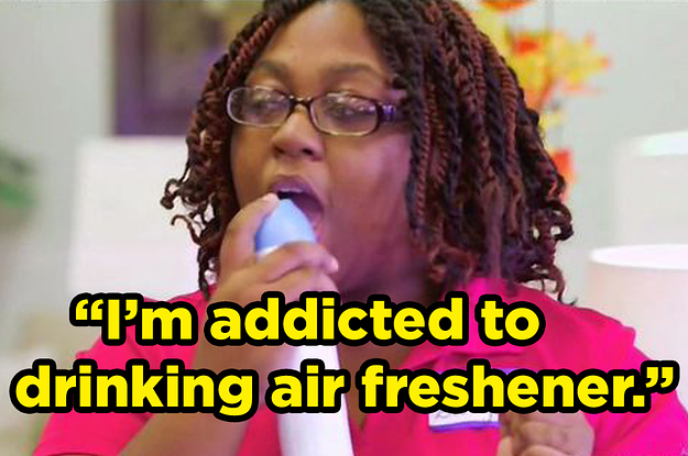 """25 Of The Most Memorable """"My Strange Addiction"""" Episodes"""