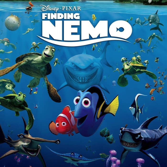 finding nemo character analysis