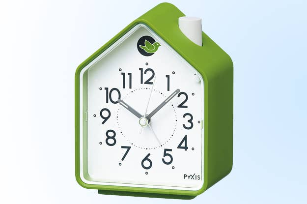 25 Alarm Clocks You Actually Won't Hate Seeing In The Morning