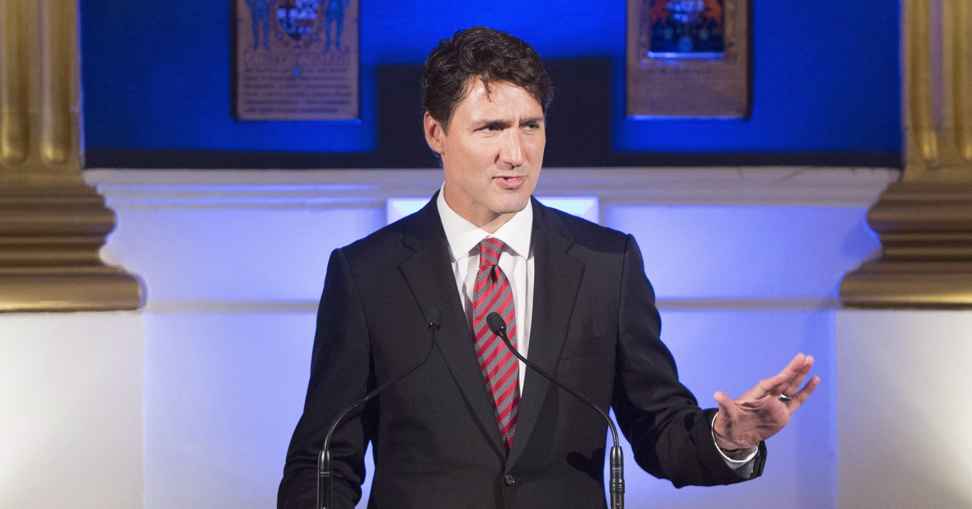 No, Trudeau Did Not Give $241.5 Million To The Clinton Foundation
