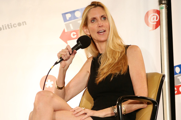 Delta Just Threw Shade At Ann Coulter And The Internet Had A Melt Down