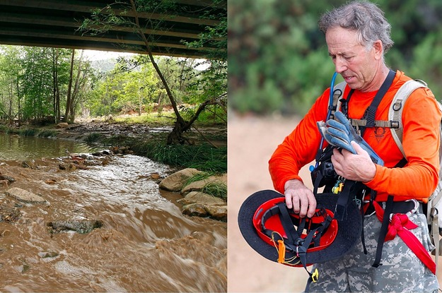 At Least 9 People Died After Flash Flood Sweeps Through Popular Swimming Hole