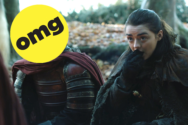 "A Famous Celebrity Made A Cameo On ""Game Of Thrones"" And Twitter Is Losing It"