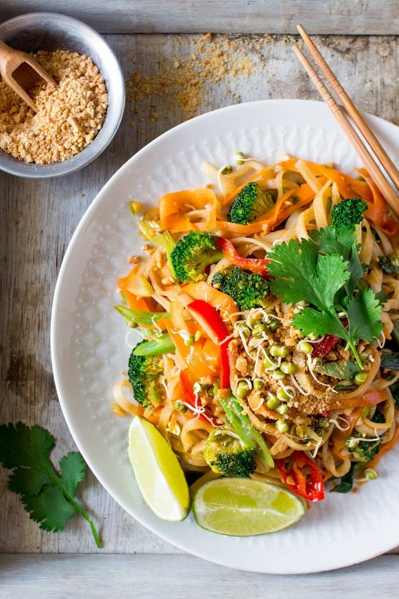 Why ever go out for dinner when you can whip up this Thai classic right in your own kitchen? Get the recipe.