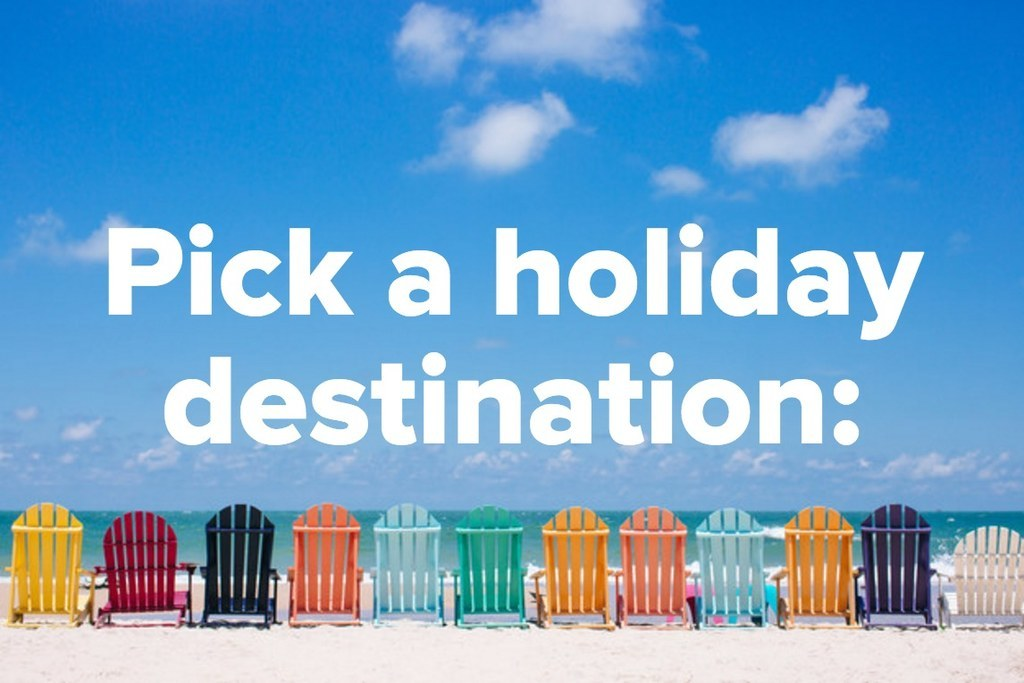 give detailed description favorite holiday destination you Lesson used for low ability year 8 set to encourage them to use persuasive techniques to persuade one another to go on a certain holiday complete with cloze worksheet for.