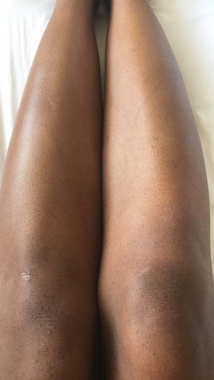 I Didn't Shave My Legs For A Month To See If This Painless Wax Was