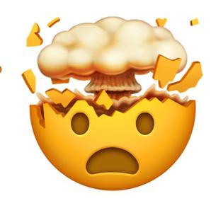 Exploding Head: