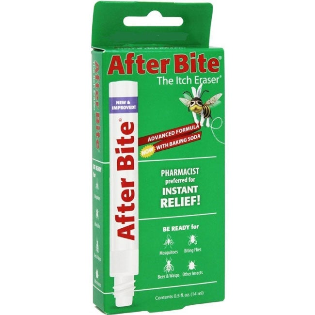 """Promising Review: """"These sticks worked fantastic at calming the itch and inflammation of bites from mosquitoes and flies that I got on safari to Mozambique. So I was glad to find more of the sticks on Amazon. They are the best treatment to calm horrible itching and inflammation that can bother you all day and keep you awake at night. Dab this on and you'll feel better quickly."""" —Alaska GrannyGet it from Amazon for $10.01."""