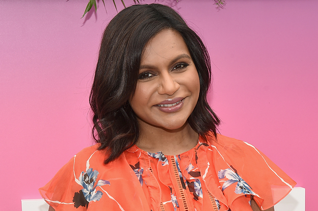 Mindy Kaling Might Be Pregnant And People Are Freaking Out