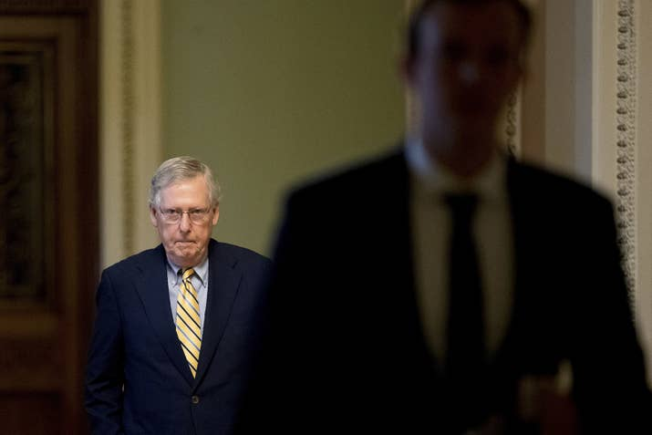 News about Obamacare !! Mitch McConnell Just Wants To Repeal Obamacare Now That Replacing It Won't Happen Anytime Soon